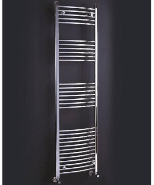 Phoenix Gina Curved Designer Towel Rail 600mm x 1800mm