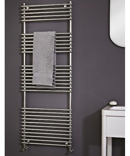 Phoenix Demi Designer Towel Rail 500 x 800mm