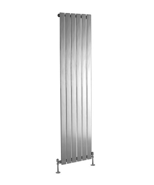 Phoenix Orla Designer Radiator 450 x 1200mm Chrome