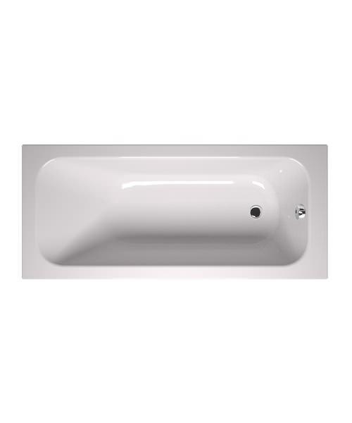 VitrA Balance Single Ended Rectangular Bathtub
