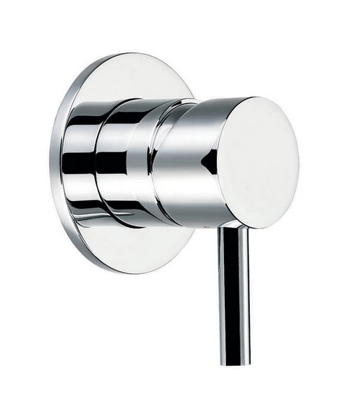 Flova Levo Manual Concealed Shower Valve With Small Cover Plate