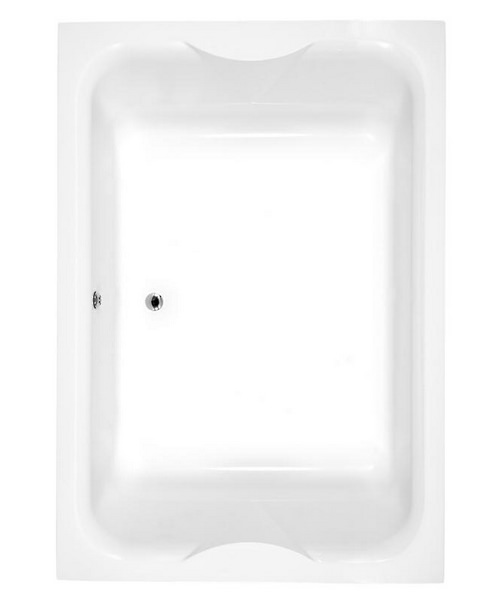 Phoenix Marino Double Ended Rectangular Bath 1950 x 1350mm