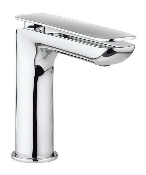 Crosswater Kelly Hoppen Zero 2 Monobloc Chrome Basin Mixer Tap