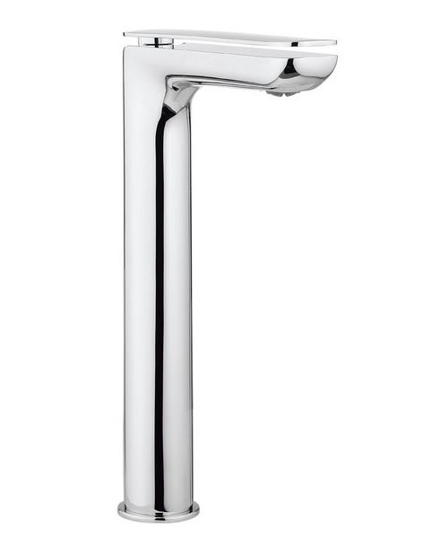 Crosswater Kelly Hoppen Zero 2 Monobloc Chrome Tall Basin Mixer Tap