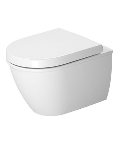 Duravit Darling New 360 x 485mm Wall Mounted Compact Toilet - 2545090000