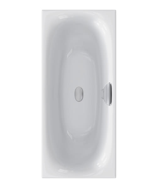 Carron Echelon 5mm Acrylic Double Ended Bath 1700 x 750mm
