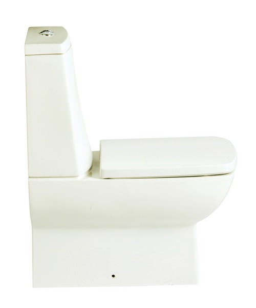 Heritage Sonic Square Close Coupled WC And Cistern