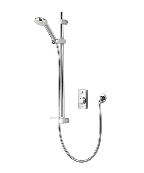 Aqualisa Visage Digital Concealed Shower With Adjustable Head - Gravity-fed