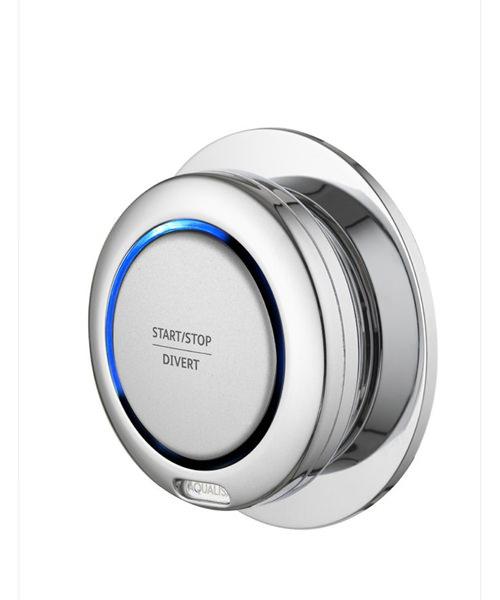 Aqualisa Quartz Digital Remote With Divert Wireless Control