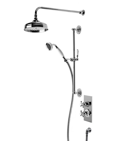 Roper Rhodes Henley Dual Function Concealed Shower System