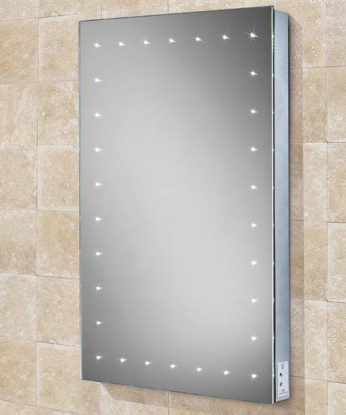 HIB Astral 500 x 700mm LED Illuminated Steam Free Mirror