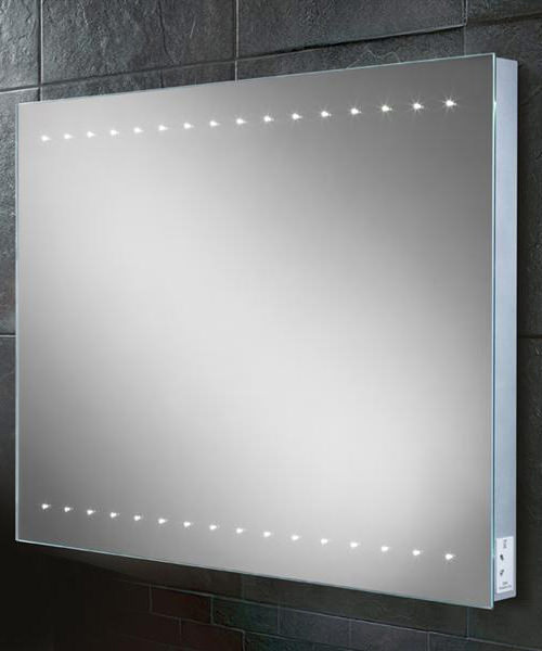 HIB Epic 800 x 600mm LED Illuminated Steam Free Mirror