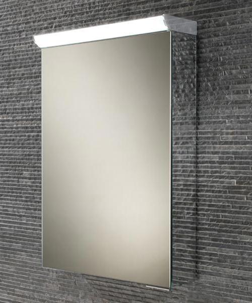 HIB Spectrum 500 x 700mm LED Top Illuminated Mirror Cabinet