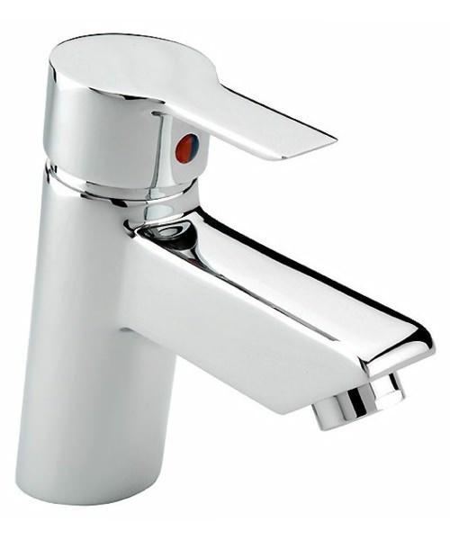 Tre Mercati Angle Mono Bath Filler Tap Chrome