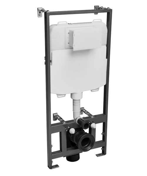 Roper Rhodes 1170mm Wall Hung Dual Flush WC Frame