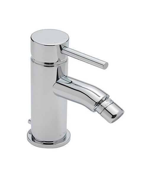 Tre Mercati Milan Mono Bidet Mixer Tap With Pop Up Waste