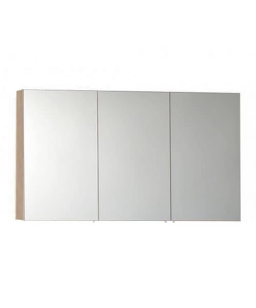 Vitra S50 Classic 1200 x 700mm 3 Door Mirror Cabinet