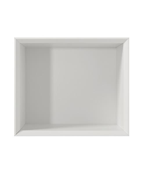 Vitra Ecora 350mm White High Gloss Central Small Box