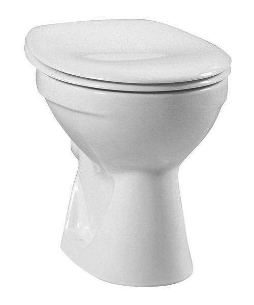 Vitra 360 x 395mm Low Level Toilet