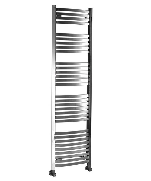 Phoenix Rochelle 500 x 1800mm Curved Pre Filled Electric Radiator
