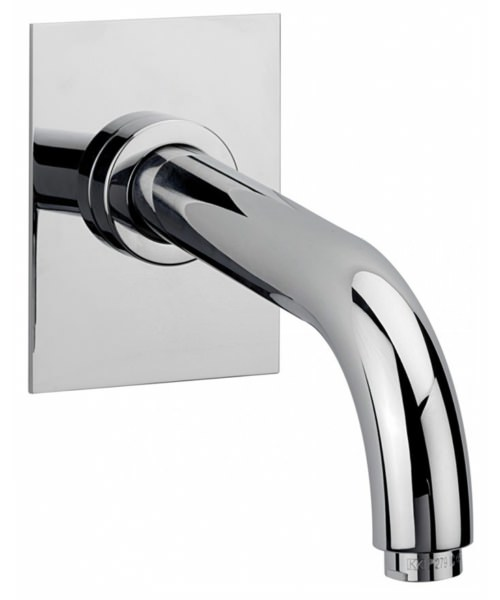 Tre Mercati Milan Wall Mounted Bath Spout