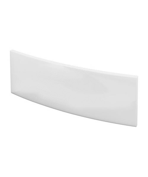 Britton Cleargreen EcoCurve White Front Panel 1700 x 540mm