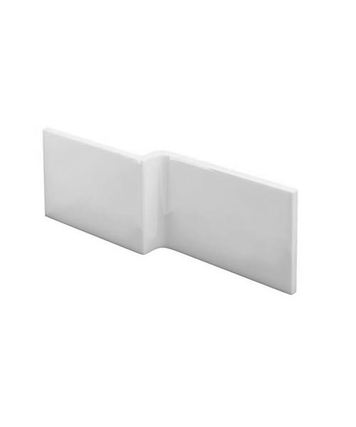 Britton Cleargreen EcoSquare 1700 x 540mm Bath Front Panel