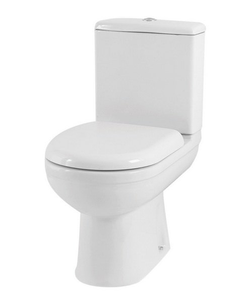 Phoenix Emma 615mm WC With Cistern And Soft Close Seat
