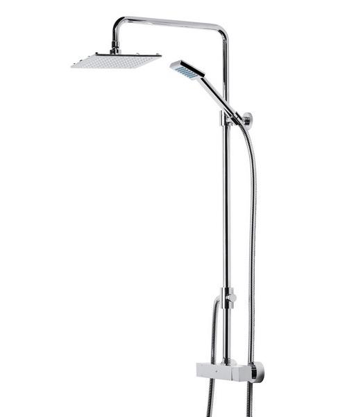 Roper Rhodes Chrome Finished Shower System 7