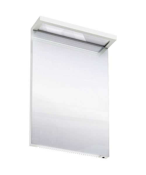 Britton aqua cabinets 500mm led mirror with infrared for Kitchen cabinets 500mm