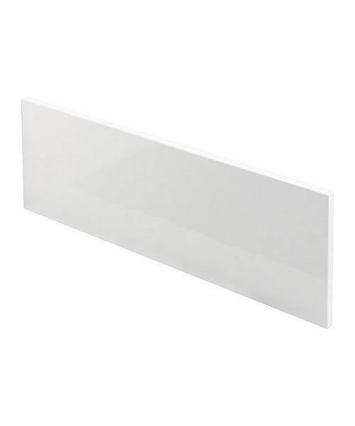 Britton Cleargreen 1700mm Bath Front Panel White