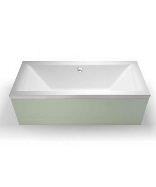 Britton Cleargreen Enviro 1700 x 700mm Double Ended Bath