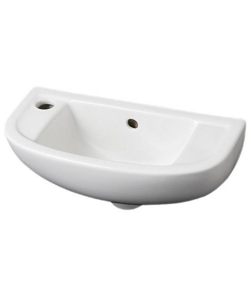 RAK Compact 450mm Slim Line Wall Mounted Sink