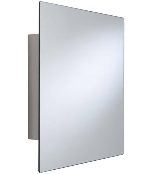 Croydex Dart Square Door Mirror Unit