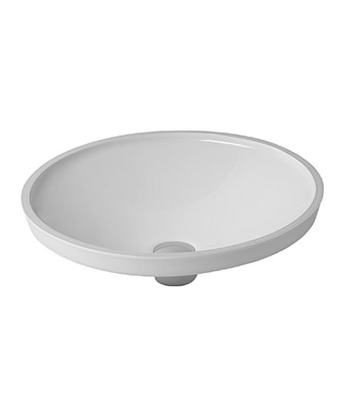 Duravit architec 420mm undercounter vanity basin for Duravit architec basin
