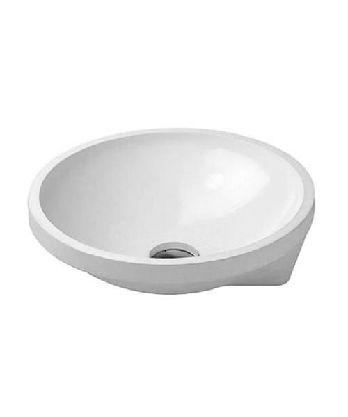 Duravit architec 400mm undercounter vanity basin for Duravit architec washbasin