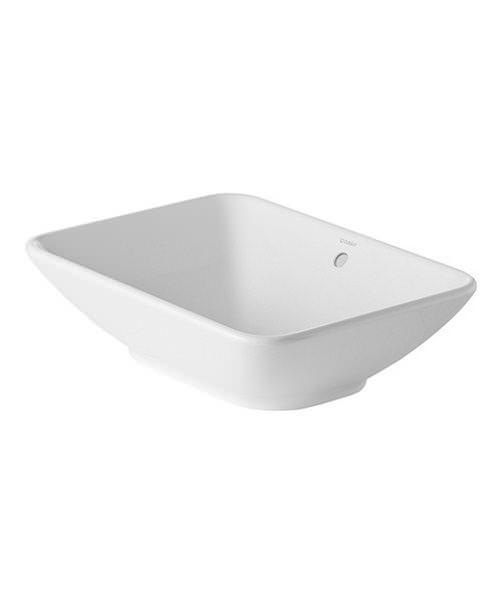 Duravit Bacino 520mm Rectangular Wash Bowl
