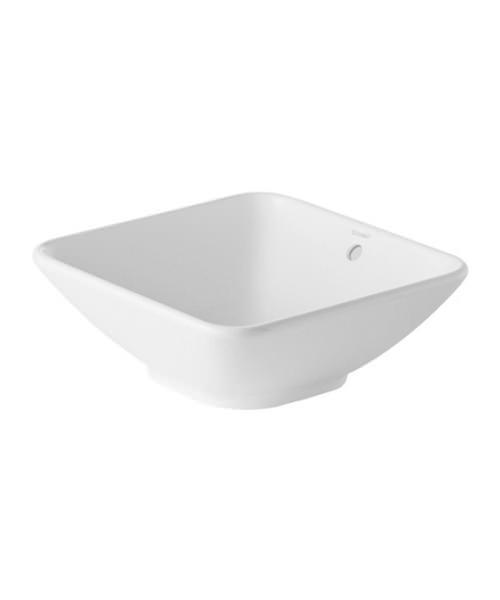 Duravit Bacino 420mm Square Wash Bowl