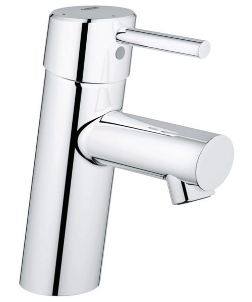 Grohe Concetto S-Size Basin Mixer Tap Chrome