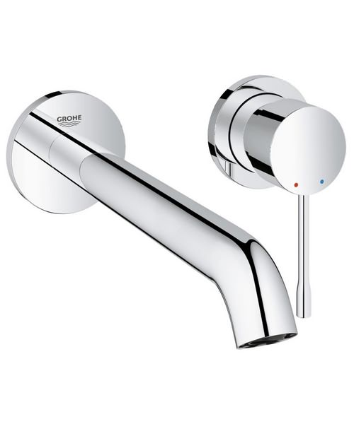Grohe Essence New 2 Hole L-Size Basin Mixer Tap