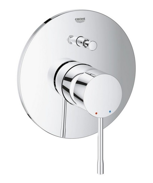 Grohe Essence New Single Lever Bath Shower Mixer Trim