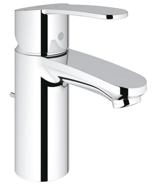 Grohe Eurostyle Cosmopolitan S-Size Basin Mixer Tap With Pop Up Waste
