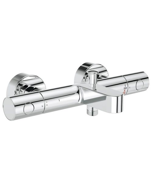 Grohe grohtherm 1000 cosmopolitan m chrome bath shower for Grohe grohtherm 1000 c