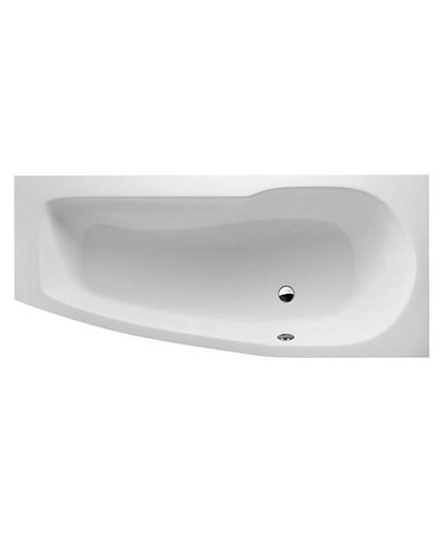 Britton Cleargreen EcoCurve 1700 x 750mm Right Hand Shower Bath