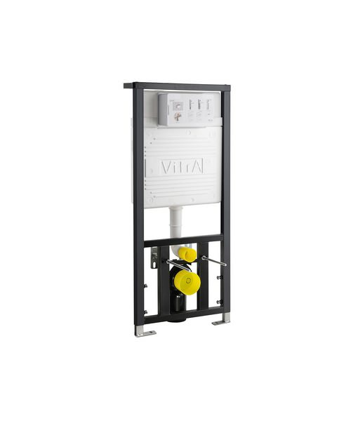 VitrA 12cm Floor And Wall Fixation WC Frame With Concealed Cistern