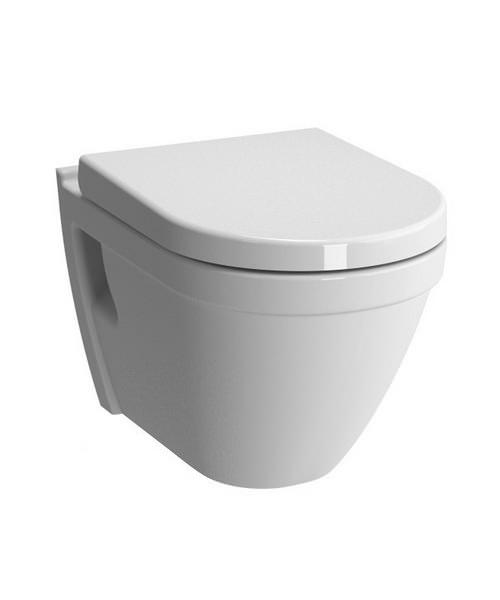 Vitra S50 Rim-Ex Wall Hung WC Pan
