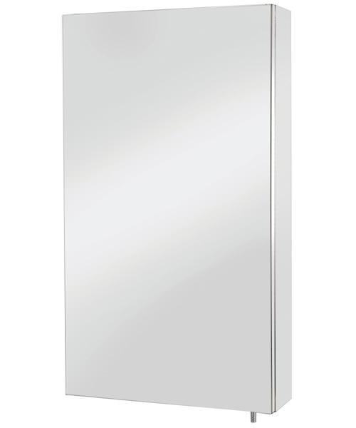 Croydex Colorado Single Door 380 x 670mm Large Cabinet