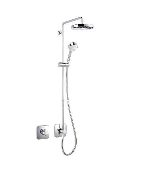 Mira Adept BRD Thermostatic Mixer Shower Chrome