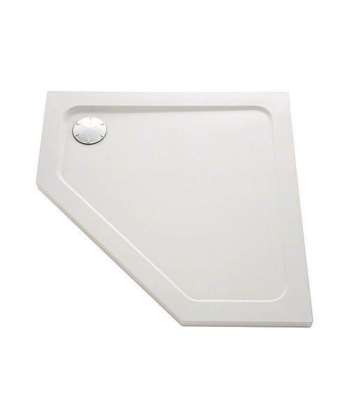 Mira Flight Safe 1200 x 900mm Right Handed Pentagon Shower Tray