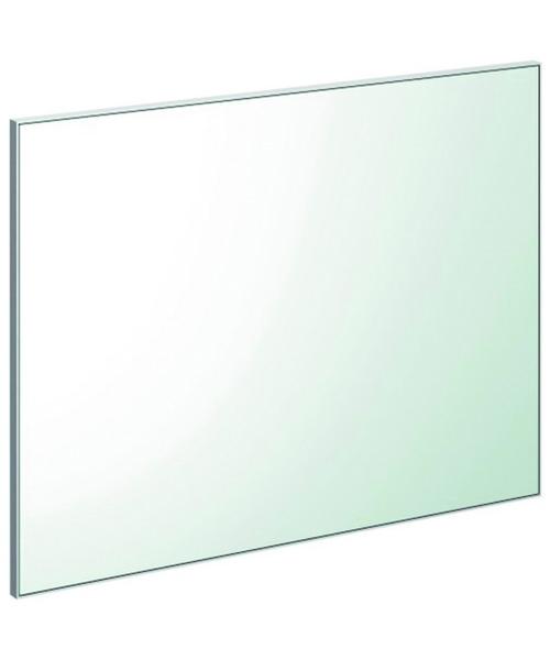 Pura Xcite 800 x 600mm Aluminium Edged Mirror